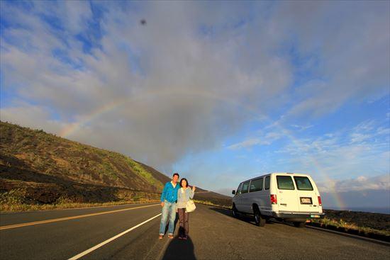 ハワイ島観光ツアー『キラウエア・アドベンチャー』リポート 12月15日(ハワイ島マイカイオハナツアー)005