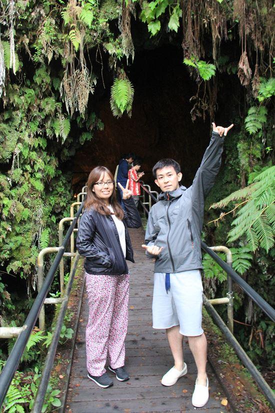 ハワイ島観光ツアー『キラウエア・アドベンチャー』リポート 12月5日(ハワイ島マイカイオハナツアー)003