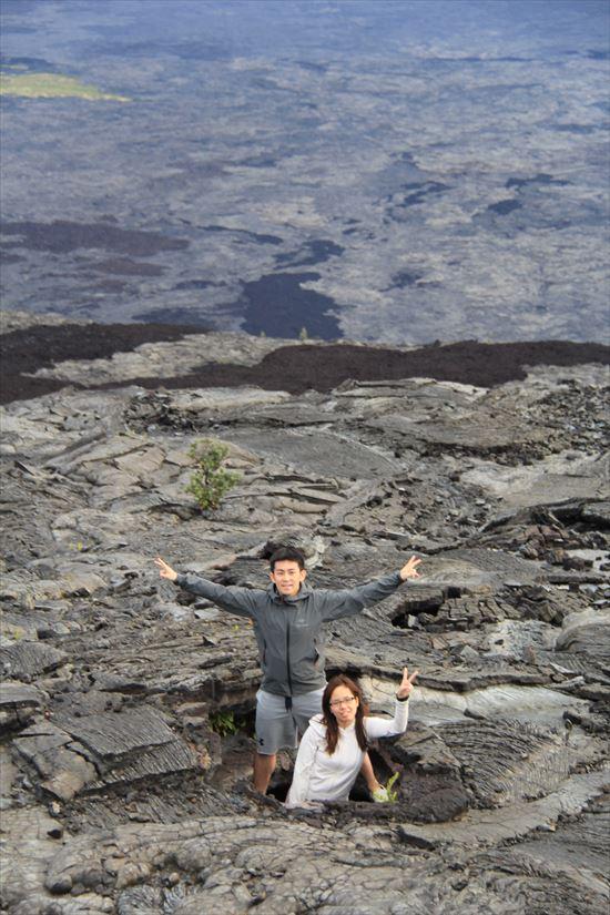 ハワイ島観光ツアー『キラウエア・アドベンチャー』リポート 12月5日(ハワイ島マイカイオハナツアー)004