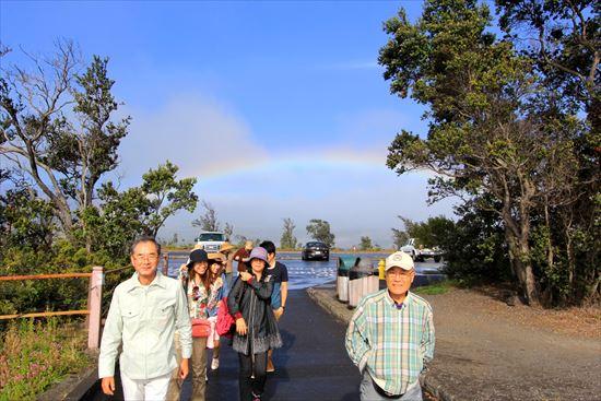 お客様からいただいたメッセージ11月(ハワイ島マイカイオハナツアー)