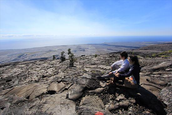 ハワイ島観光ツアー『ザ・朝火山ツアー』リポート 12月7日(ハワイ島マイカイオハナツアー)008