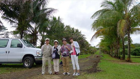 ハワイ島観光ツアー『ザ・朝火山ツアー』リポート 12月13日(ハワイ島マイカイオハナツアー)009