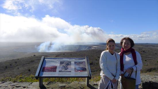 ハワイ島観光ツアー『ザ・朝火山ツアー』リポート 12月13日(ハワイ島マイカイオハナツアー)002