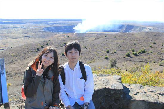 ハワイ島観光ツアー『ザ・朝火山ツアー』リポート 12月7日(ハワイ島マイカイオハナツアー)001
