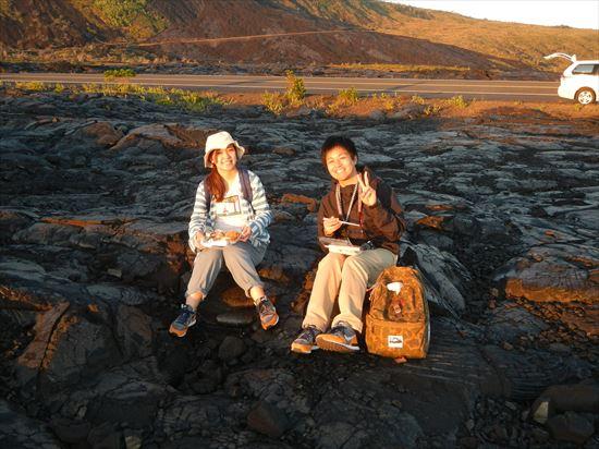 ハワイ島観光ツアー『キラウエア・アドベンチャー』リポート 12月8日(ハワイ島マイカイオハナツアー)007