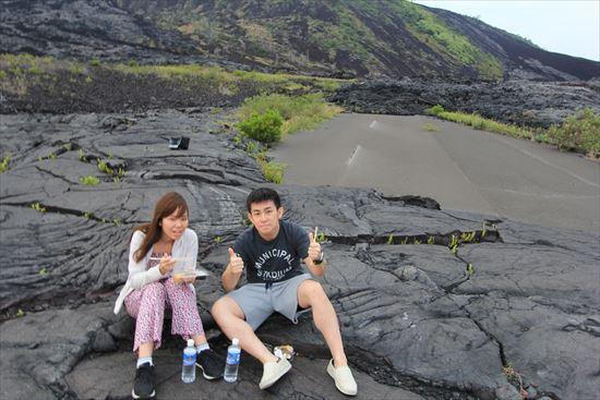 ハワイ島観光ツアー『キラウエア・アドベンチャー』リポート 12月5日(ハワイ島マイカイオハナツアー)006