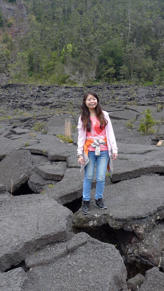 ハワイ島観光ツアー005