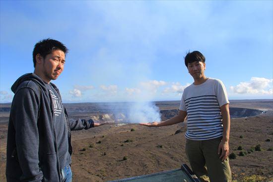 ハワイ島観光ツアー002