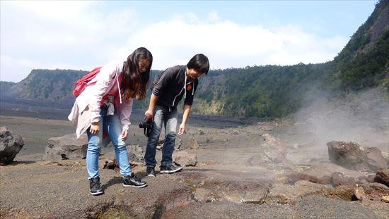 ハワイ島観光ツアー007