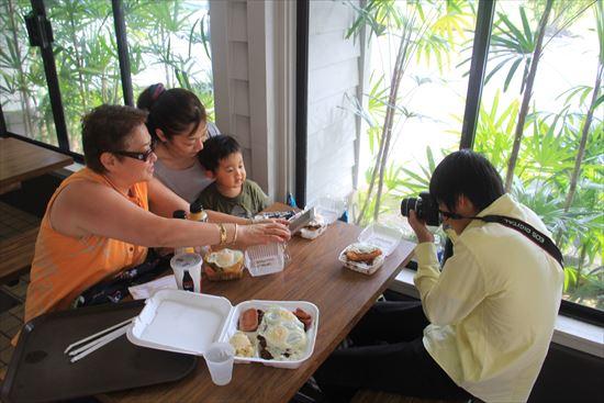 ハワイ島観光ツアー010