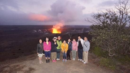 ハワイ島観光ツアー055