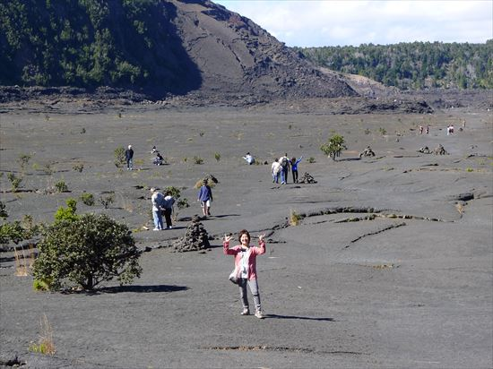 ハワイ島観光ツアー019