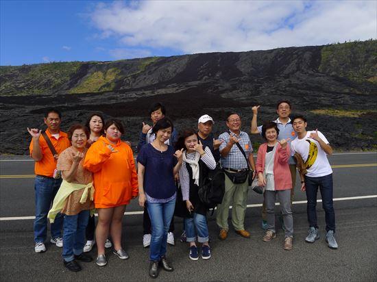 ハワイ島観光ツアー032